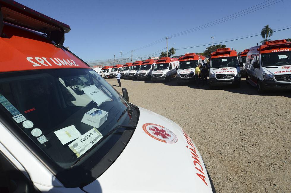 Prefeitura contrata serviço de ambulância para a pandemia