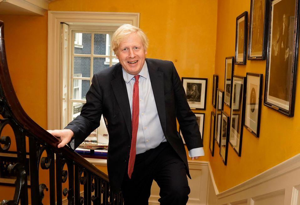 Nasce sexto filho de Boris Johnson