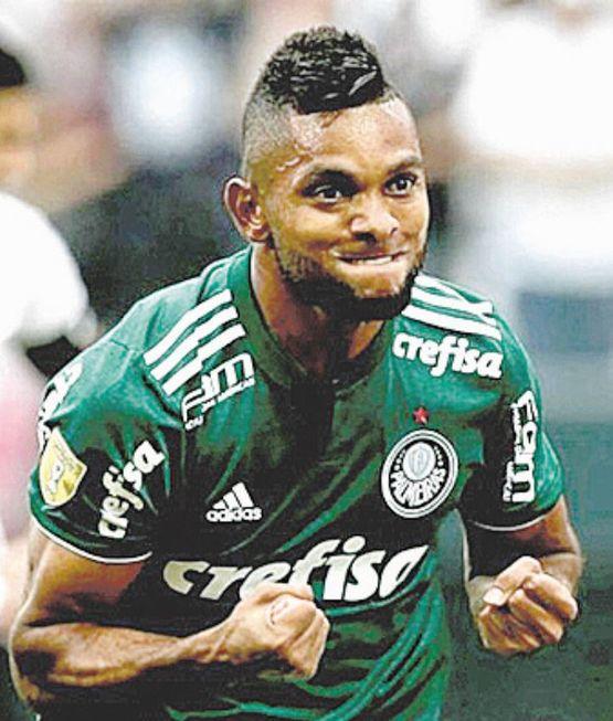 Palmeiras deve R$ 16 milhões pela compra de Borja, diz Fifa
