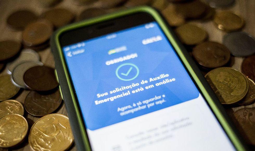 Caixa lança site para ajuda de R$ 600