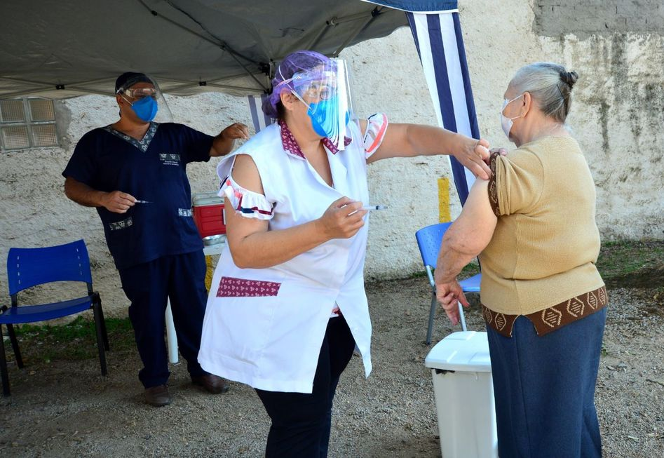 Campanha de vacinação contra a gripe continua na segunda