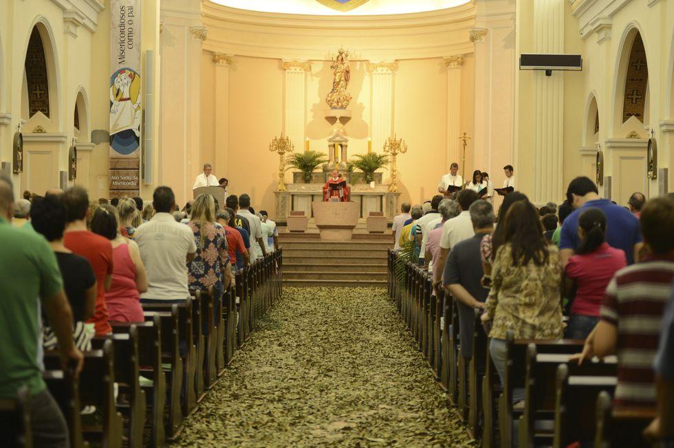 Celebrações da Semana Santa acontecerão sem presença de fiéis