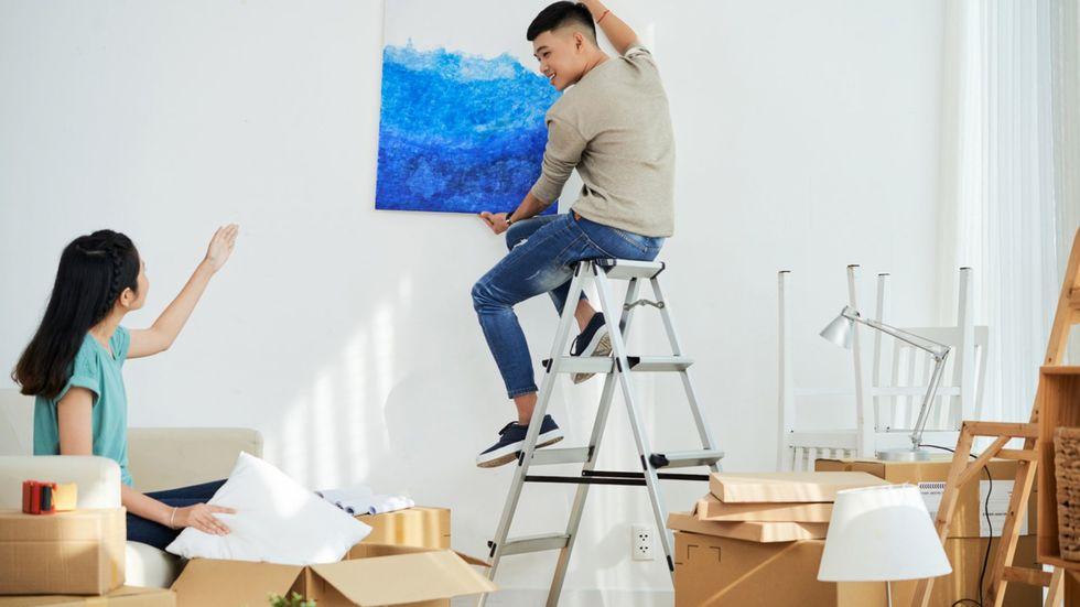 Com tempo livre, quais pequenos reparos são possíveis de fazer em casa?