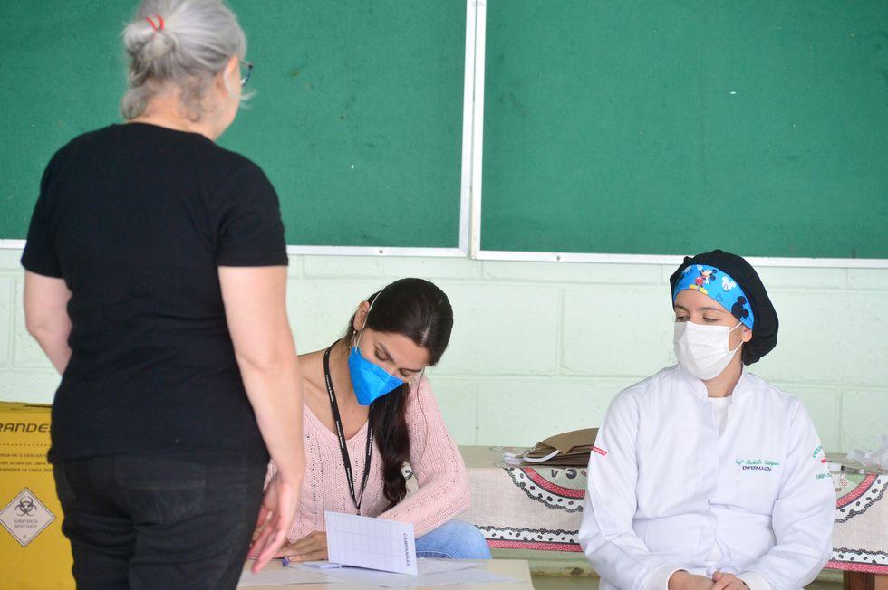 Começa a 2ª etapa da campanha de vacinação da gripe