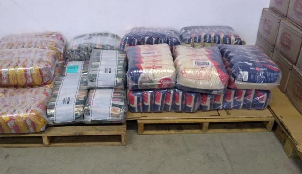 Prefeitura inicia amanhã a distribuição de cestas básicas