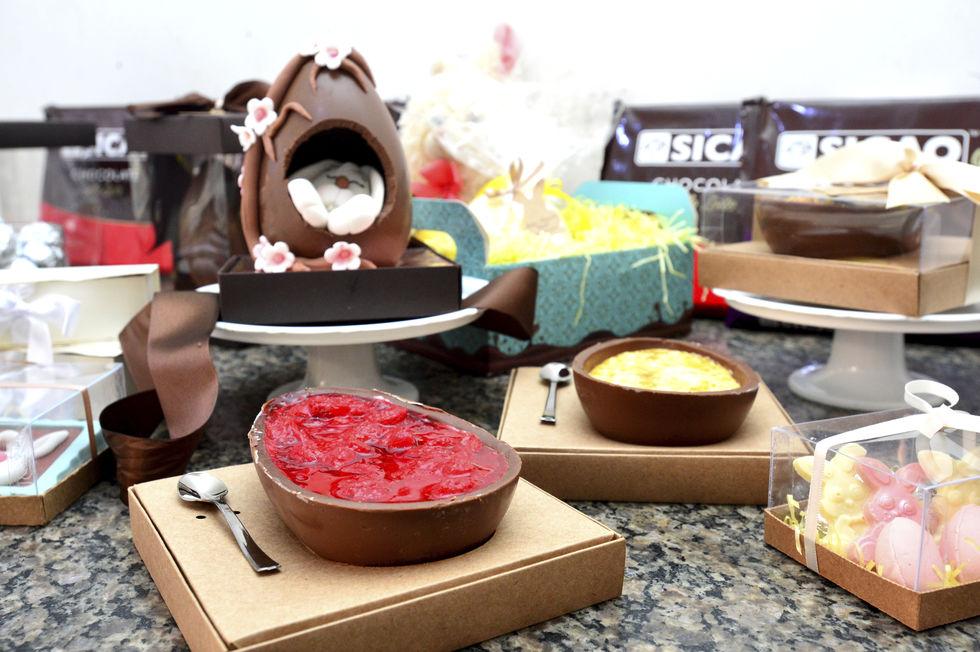 Empresas de chocolate farão anúncio na televisão para pedir Páscoa até junho