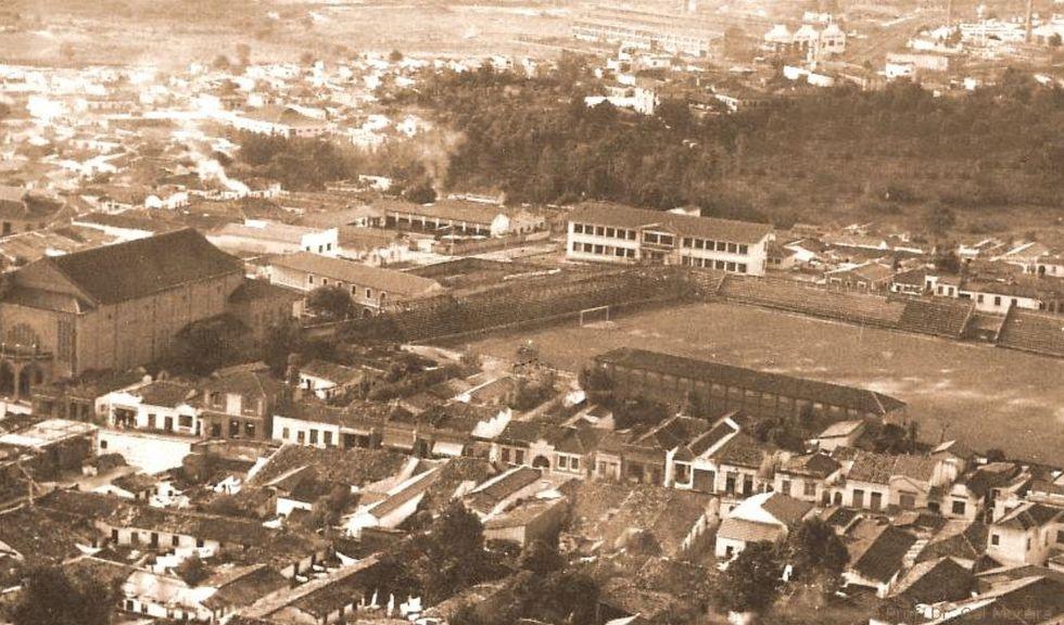 #TBT: Estádio Humberto Reale