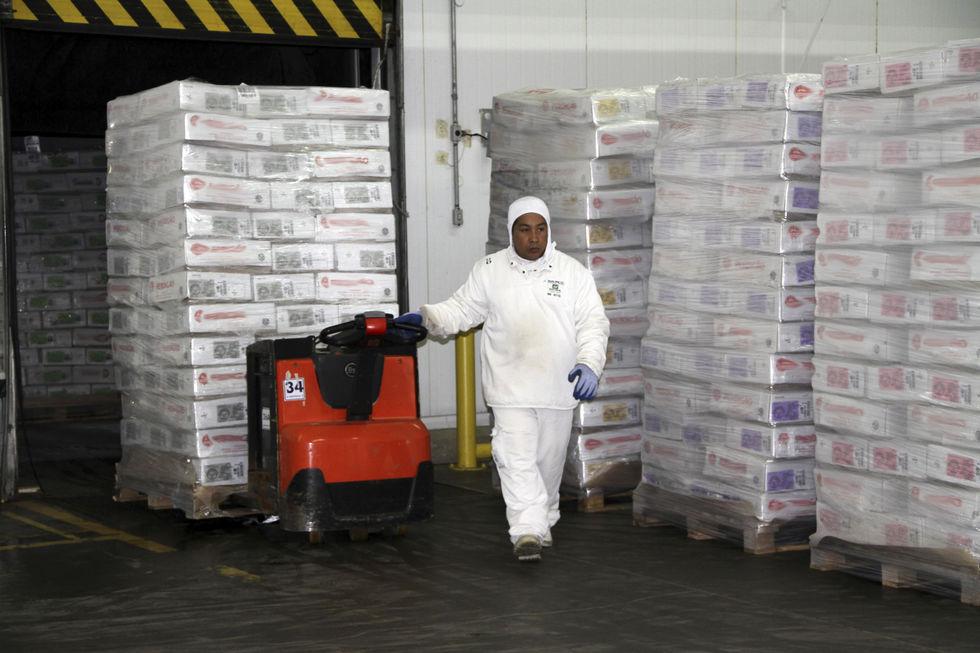 Exportação de carne deve compensar consumo interno