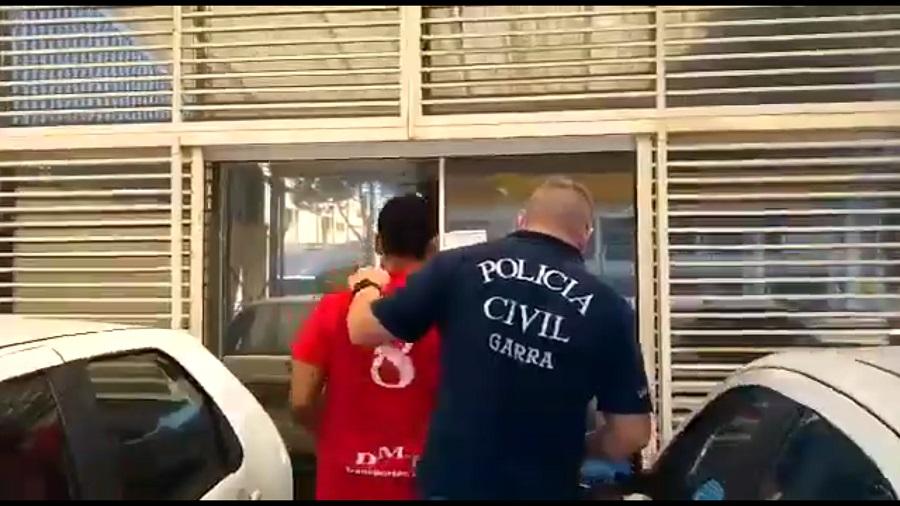 Foragido da justiça é detido pela Polícia Civil