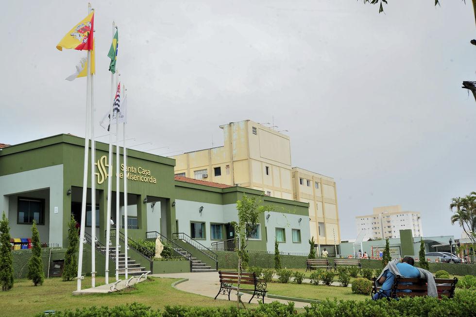 Justiça libera R$ 105 mil para a Santa Casa