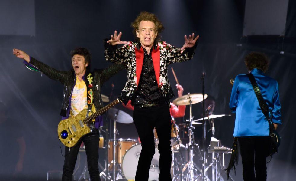 Live dos sonhos terá Stones, Paul McCartney e Elton John