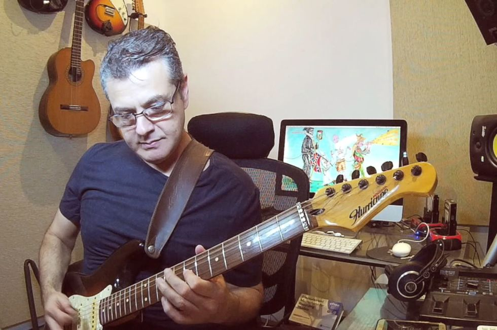 Músicos se juntam para canção em campanha contra a Covid-19
