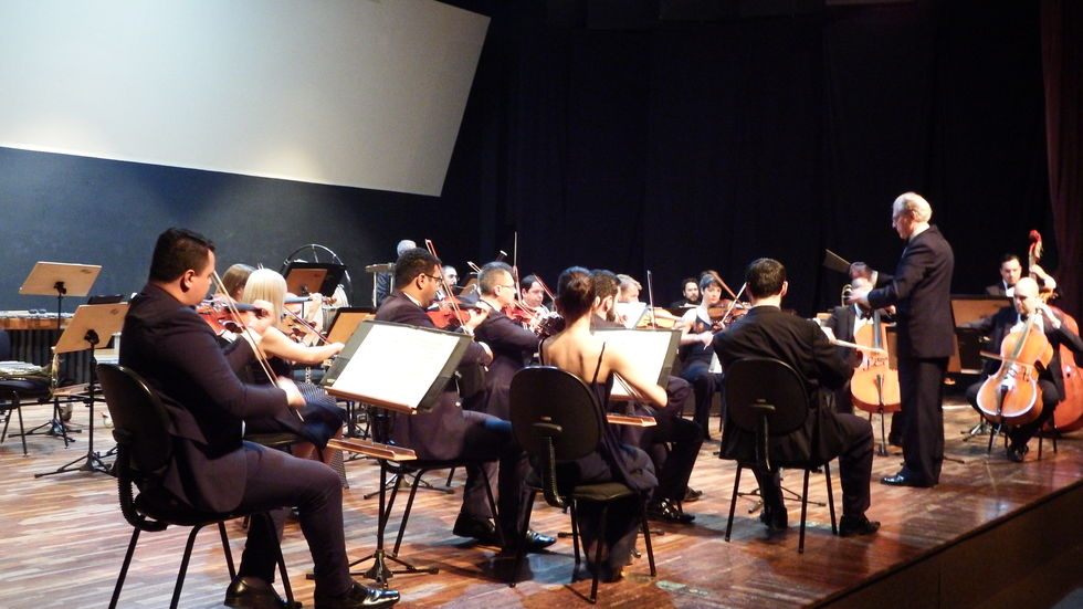 Presença: Orquestra Sinfônica de Sorocaba
