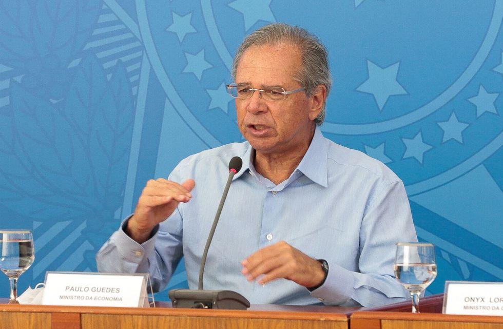 Retomada econômica será rápida, diz Paulo Guedes