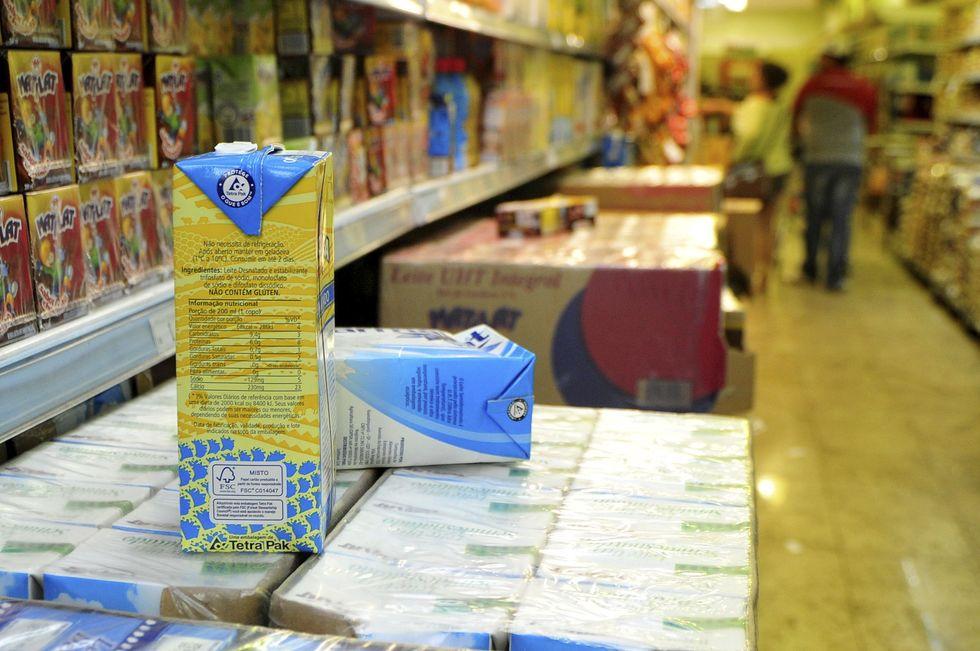 Supermercados acusam indústria de alterar preço