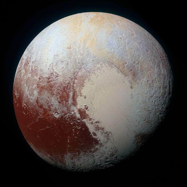 Um planeta anão