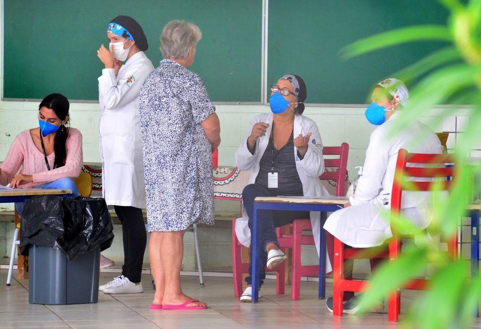 Vacinação contra a gripe continua hoje na cidade