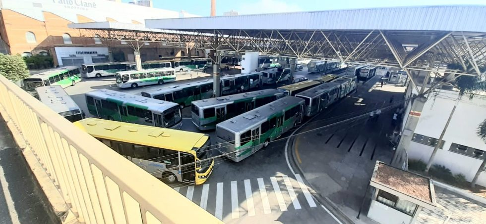 Ônibus voltam a circular em Sorocaba após 4 horas de paralisação