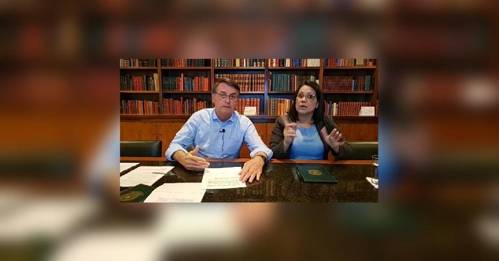 Bolsonaro diz em live que 'todo mundo ganha' com Ramagem na direção da PF