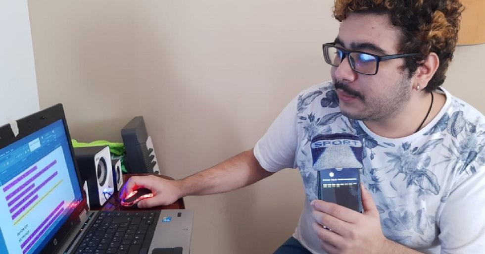 Programa de rádio 'Inclusão' segue atividades em home office