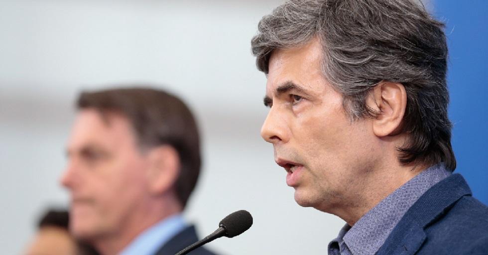 Novo ministro da Saúde propõe 'programa de testes' para conhecer doença