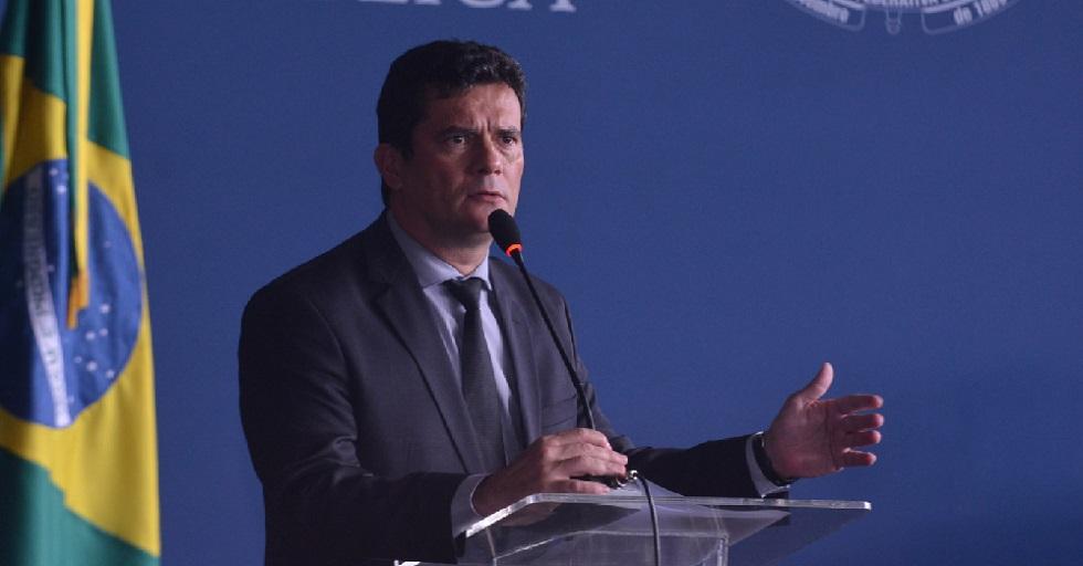 Sérgio Moro foi ministro da Justiça