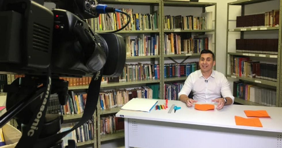 Material educacional será transmitido na TV Legislativa de Sorocaba
