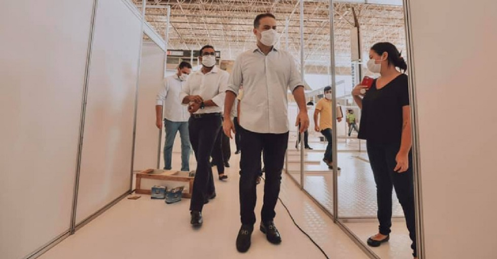 Governador de Alagoas Renan Filho testa positivo para coronavírus