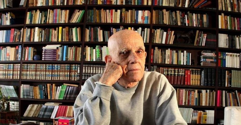 Escritor Rubem Fonseca morre aos 94 anos no Rio de Janeiro