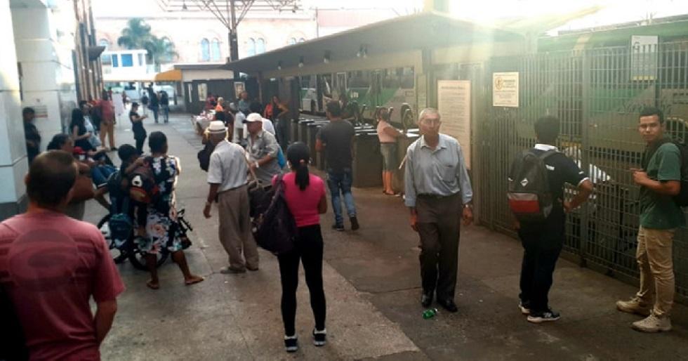 Paralisação do transporte coletivo prossegue em Sorocaba