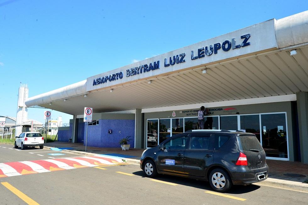 Estado inicia concessão do Aeroporto de Sorocaba