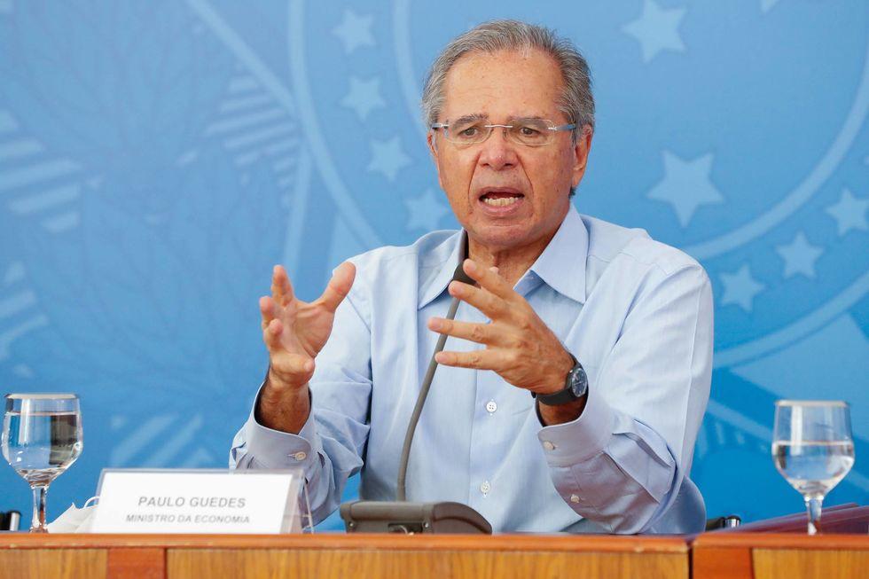 Guedes relaciona Renda Brasil a deduções no Imposto de Renda