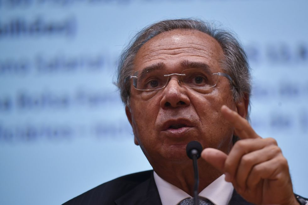 Guedes: não investir no Brasil será erro