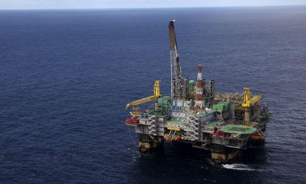 Petrobras acha óleo de ótima qualidade