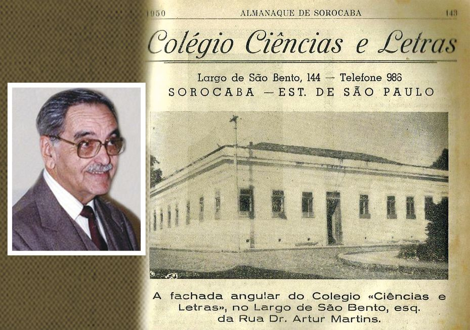 Professor Luizito Marins