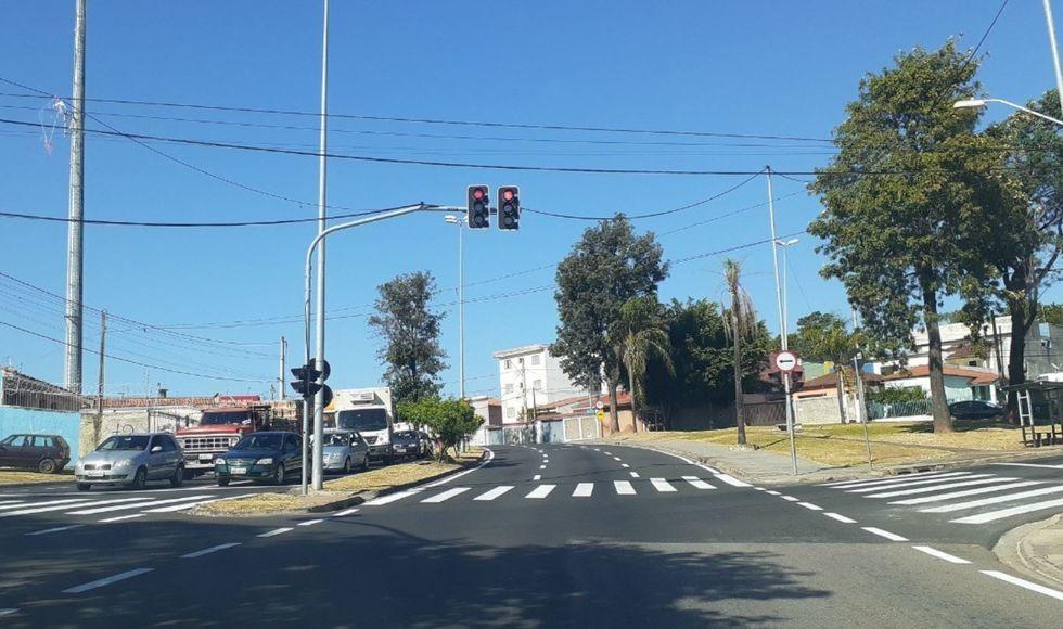 Revitalização de sinalização