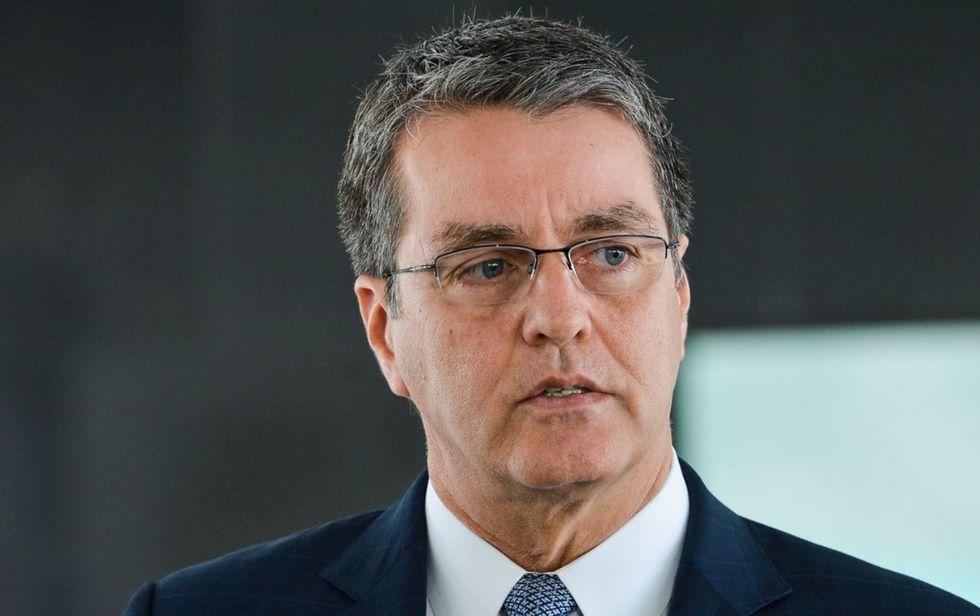 Roberto Azevêdo deixa a OMC em agosto