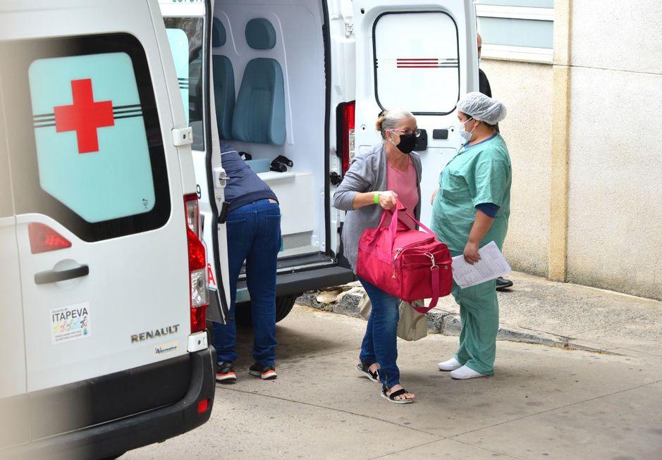 Dificuldade ou falta de atendimento em hospitais e unidades de saúde por conta do risco de infecção pela Covid-19 pode estar relacionada com mortes em casa. Crédito da foto: Vinícius Fonseca / Arquivo JCS (15/5/2020)