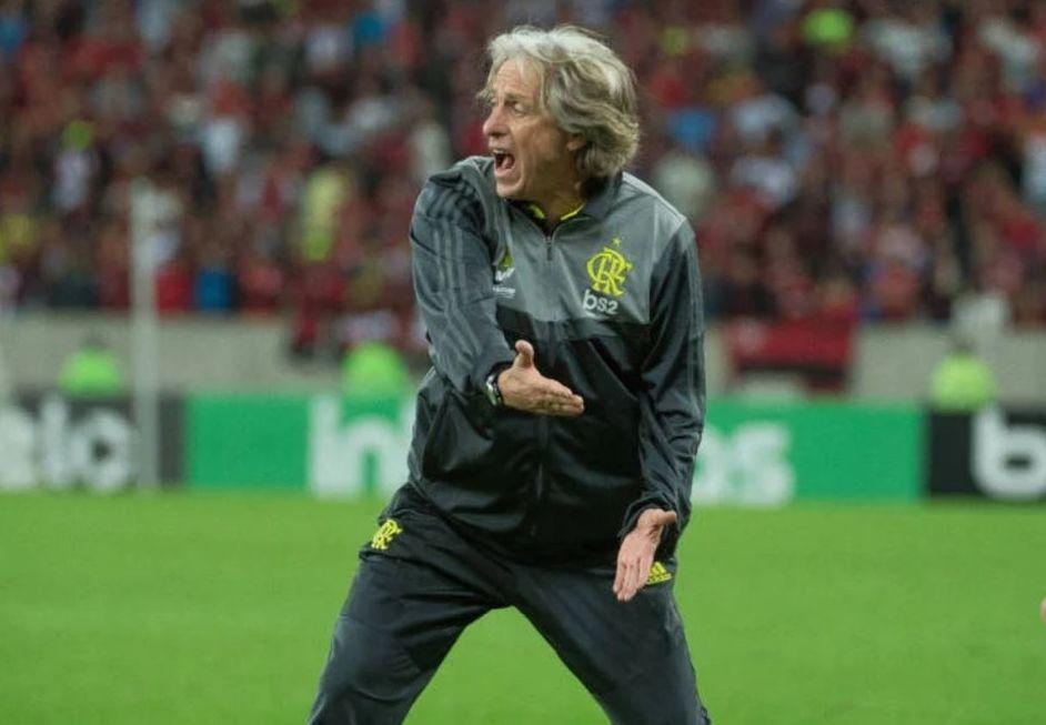 Flamengo confirma a saída de Jorge Jesus