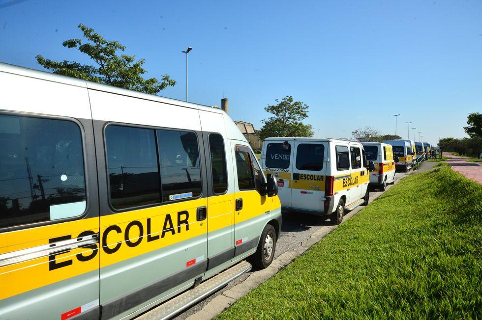 Transporte escolar tem protocolo de prevenção à Covid-19