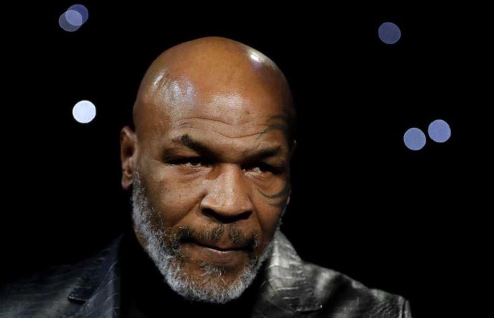 Tyson volta a lutar por 'caridade'