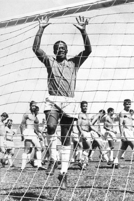 Presença: Uma lenda do futebol sorocabano