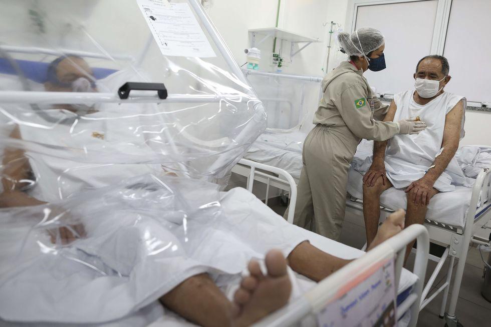 Brasil tem 679 novas mortes por coronavírus