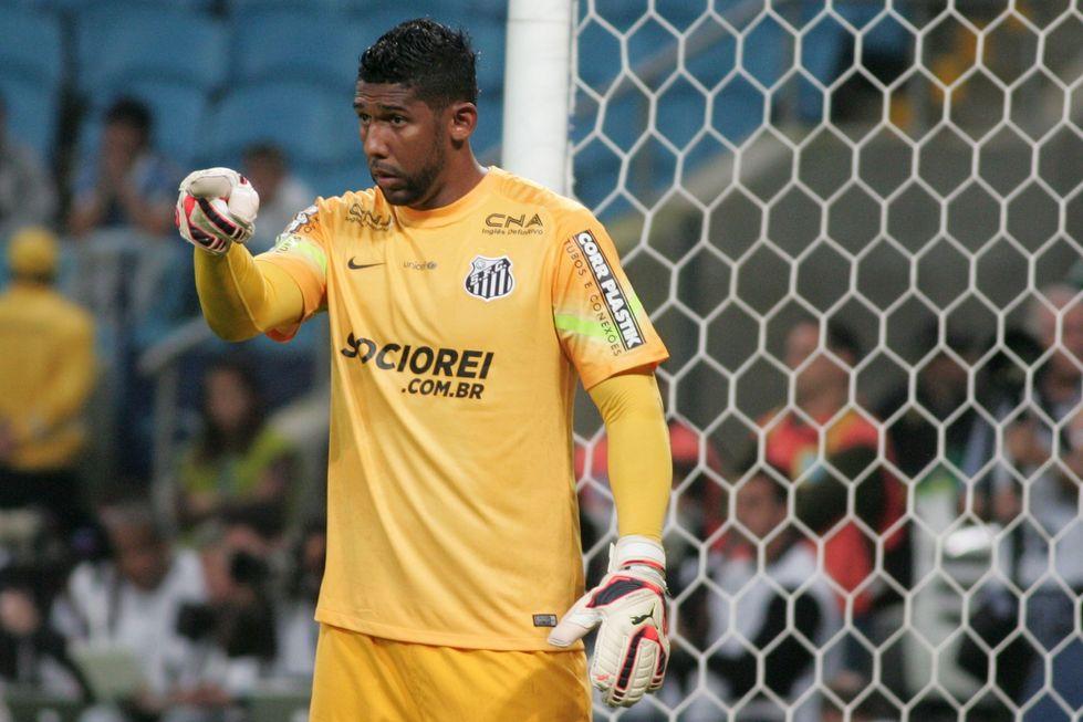 O ex-goleiro Aranha foi vítima de racismo em 2014 quando enfrentava o Grêmio, em Porto Alegre, vestindo a camisa do Santos.