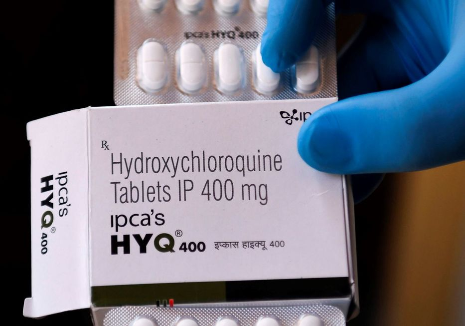 OMS interrompe testes com lopinavir e hidroxi cloroquina