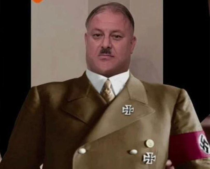 Post de técnico imitando Hitler causa repúdio