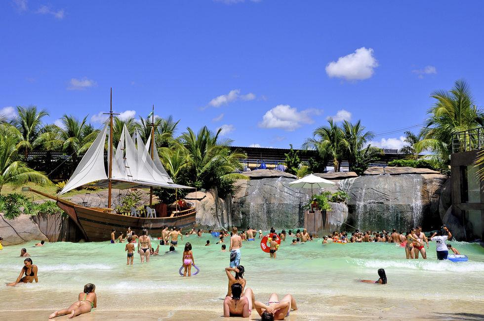 Resorts e parques aquáticos adotam protocolos de saúde