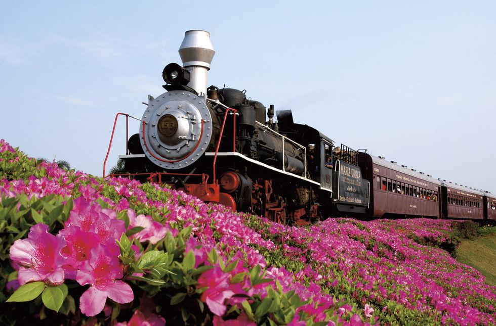 Turismo ferroviário começa retomada