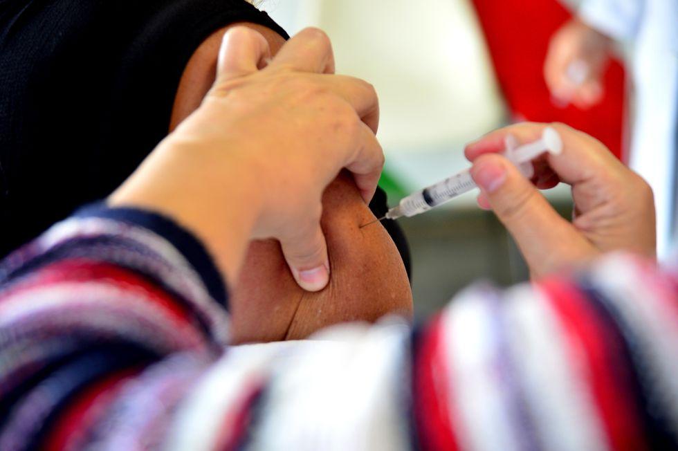 Você já se vacinou contra a gripe este ano?