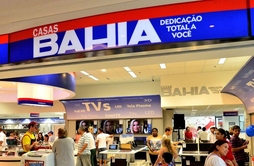 Casas Bahia firma parceria com Viacom